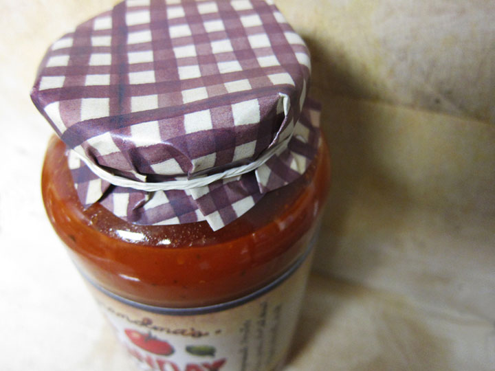 Tomato Sauce Packaging