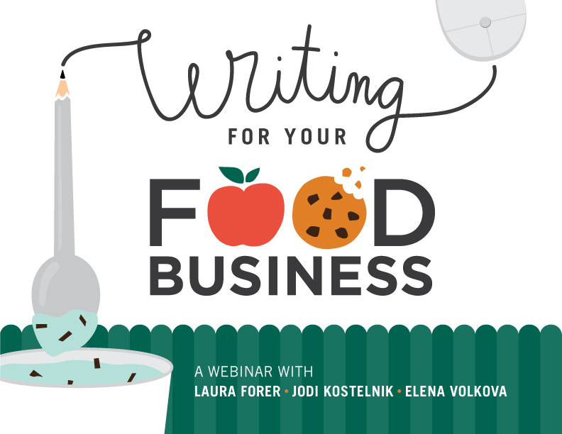 writing for your food business